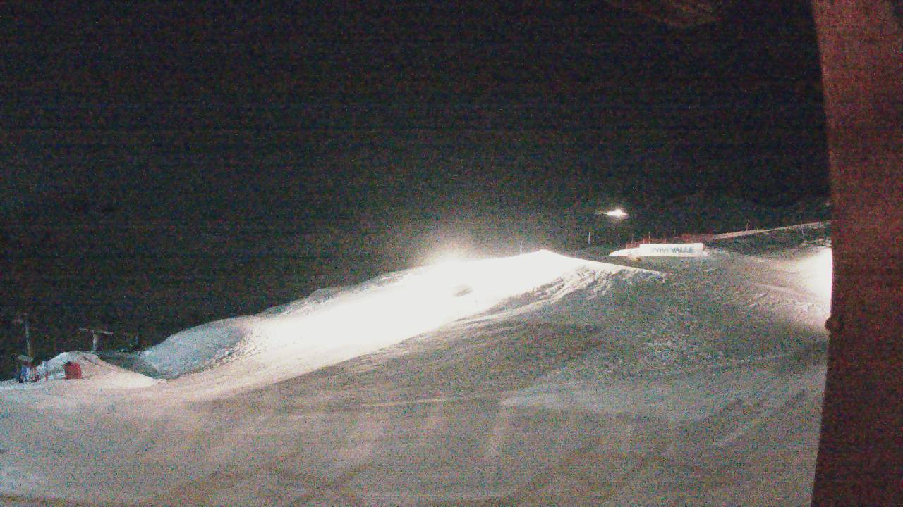 Webcam Valle Nevado